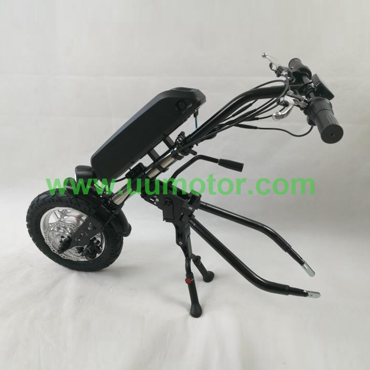 Electric Brake Controller >> 36v 250w 15km/h Electric Handcycle Wheelchair Conversion ...