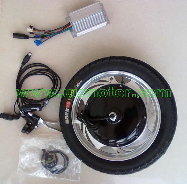 Ebike kits electric bike conversion kits uu motor for 500w hub motor kit