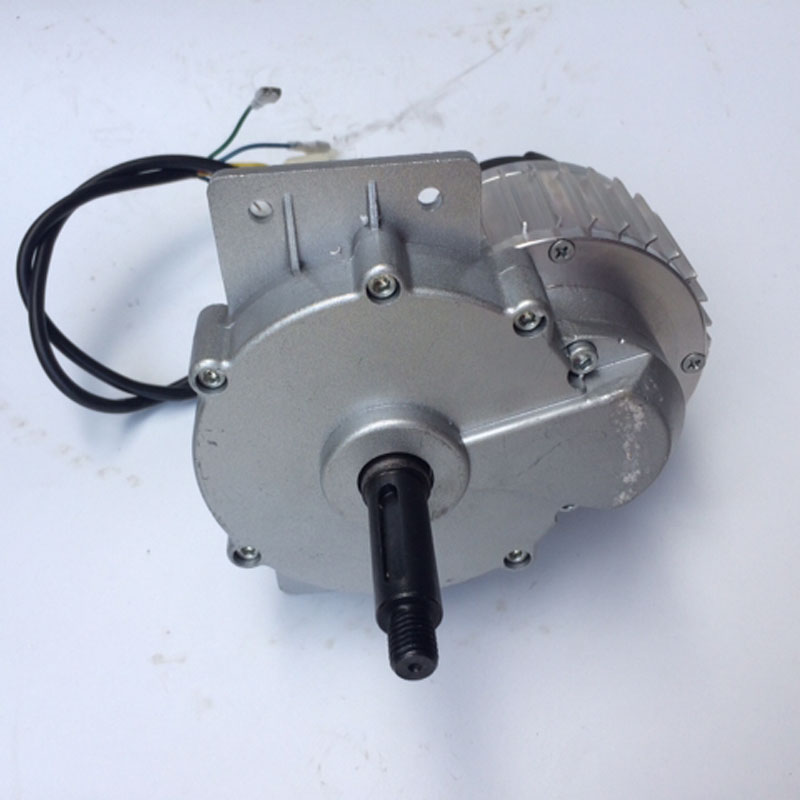 brushless dc geared 24v 250w electric wheelchair motor