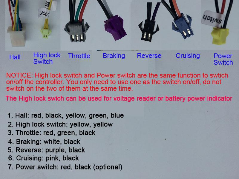Mx650-wiring